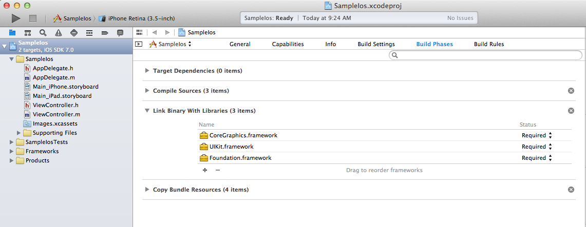 How to Link with a Static Library in XCode